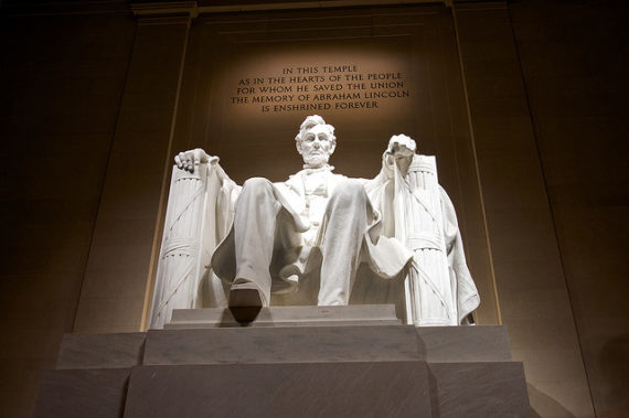 Lincoln Memorial | USAGT DC
