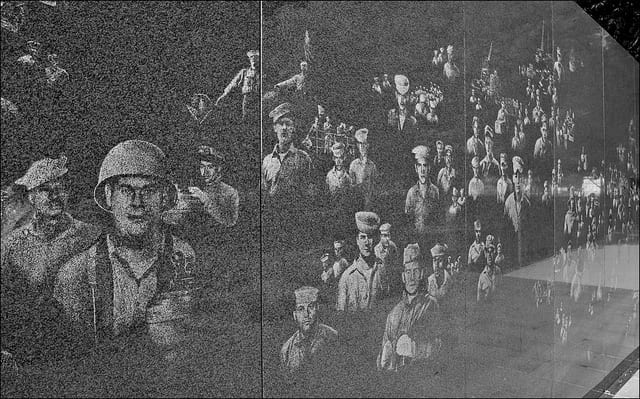 Korean War Veteran S Memorial Usa Guided Tours Dc