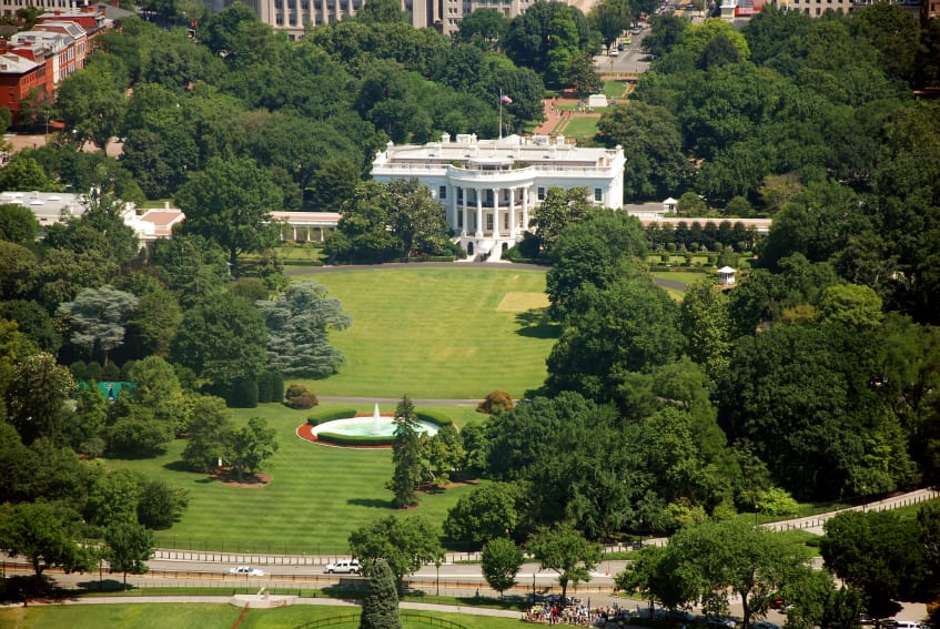 White House Usa Guided Tours Dc Top Rated Dc Bus Tours