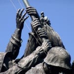 The Marine Corps War Memorial