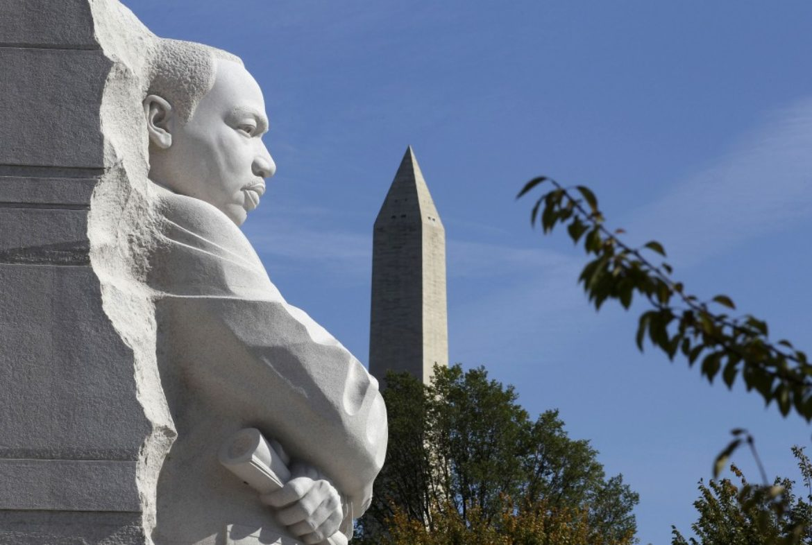 DC Bus Tours | Martin Luther King Jr. Memorial