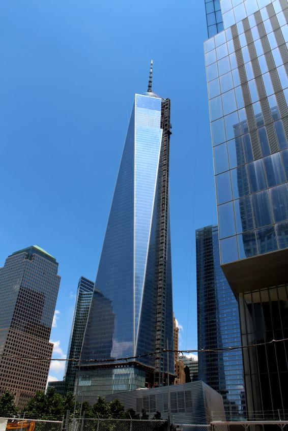 World Trade Center überlebende