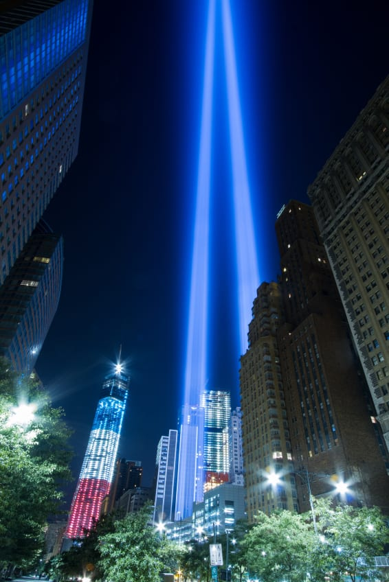 World Trade Center Lights Usa Guided Tours