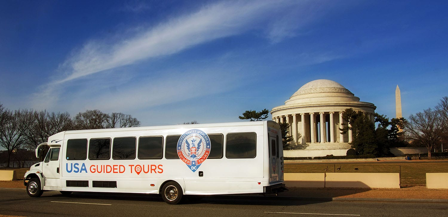 Whats Washington DC Day Tour Like - Bus tours usa