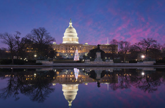 HOLIDAY LIGHTS NIGHT TOUR by USA GUIDED TOURS DC