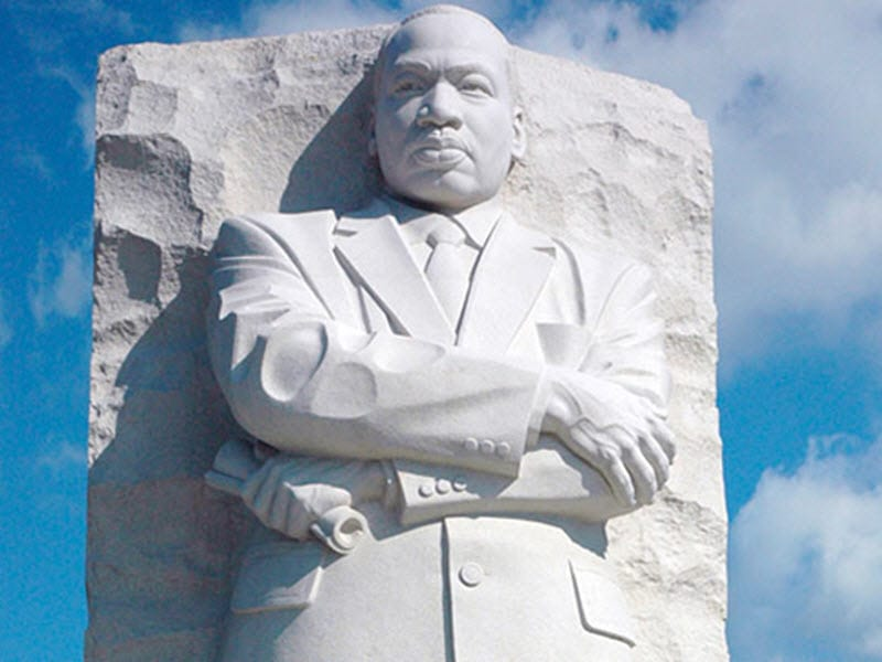 thesis of martin luther king i have a dream speech One of the most famous speeches of the last century is i have a dream, by dr martin luther king, jr test your knowledge with this multiple choice quiz.