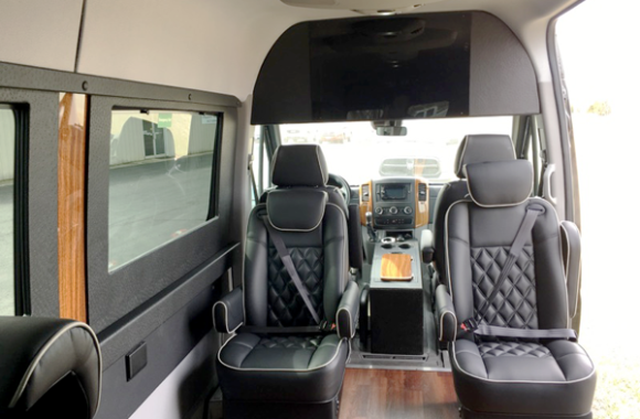Limo Bus | Transportation Service by USA Guided Tours