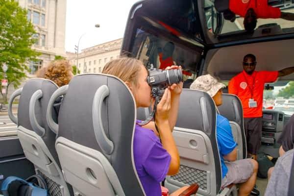 Convertible SkyView Bus Tour