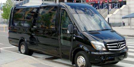 OUR FLEET | SPRINTER VAN