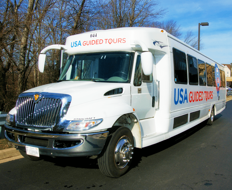 Luxury Tour Buses USA Guided Tours AwardWinning Service - Bus tours usa