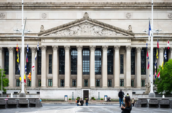 The National Archives Building and Museum | USA Guided Tours