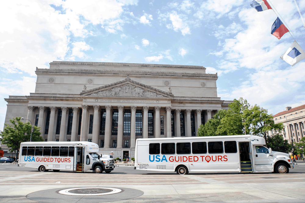 DC Day Bus Tours