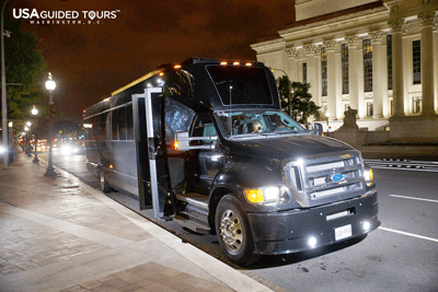 Luxury Tour Buses