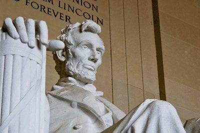 Lincoln Memorial | Discover DC Bus Tour