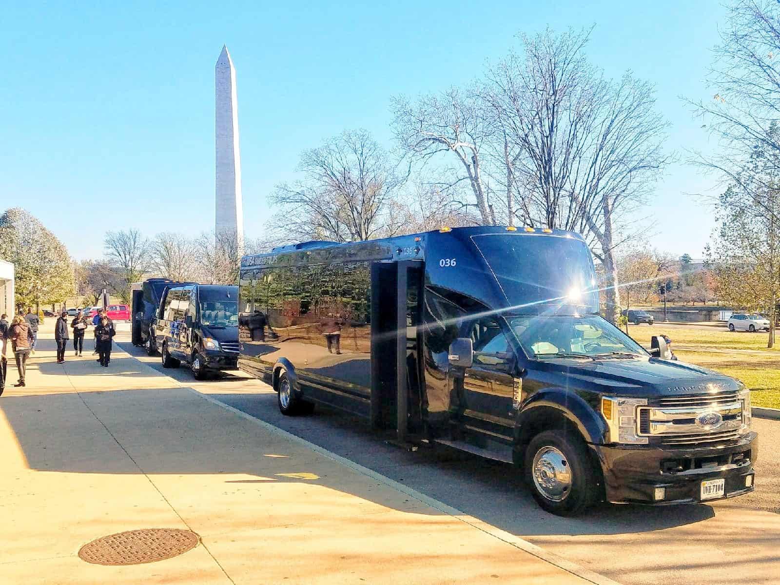 Luxury Tour Bus | More Enjoyable Sightseeing