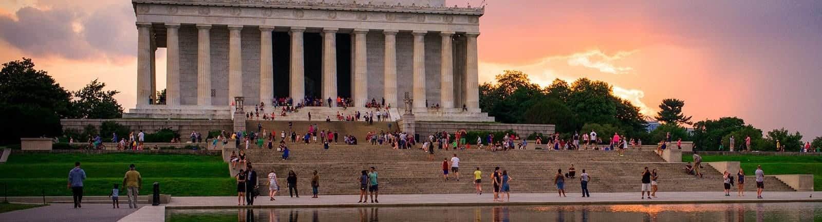 Usa Guided Tours Washington Dc Tour Company