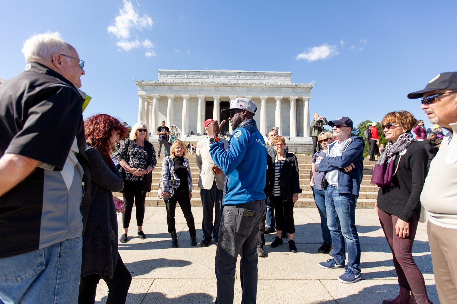 WASHINGTON DC WALKING TOURS
