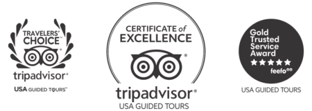 AWARD-WINNING DC BUS TOURS