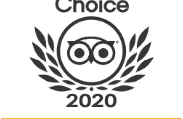 2020 TripAdvisor Travelers' Choice Awards